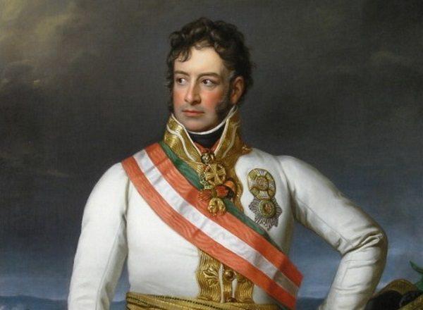 Siłami napoleońskimi na Ukrainie dowodził Karl Schwarzenberg.