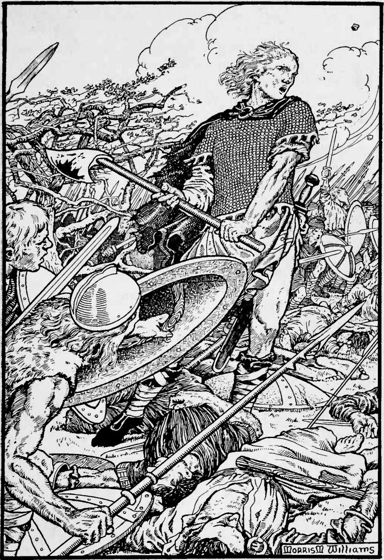 Król Wesseks Alfred Wielki (fot. Morris Meredith Williams, lic. CC BY-SA 4.0)