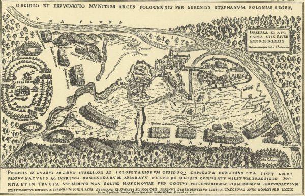 Licząc na wielkie łupy Węgrzy nie chcieli dopuścić do dobrowolnej kapitulacji Połocka.
