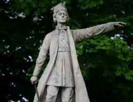Pomnik Tadeusza Kościuszki (fot. Jakub Jankiewicz, lic. CC BY-SA 2.0)
