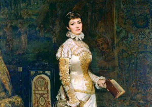 Uroda Heleny Modrzejewskiej zjednywała jej wielu wielbicieli.