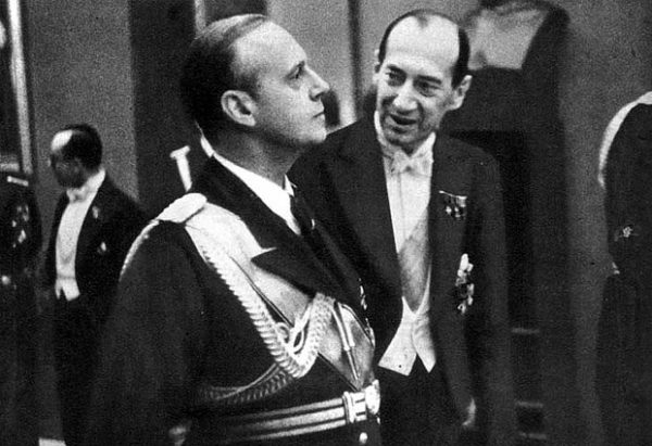 Dyskusja o tym, czy Polska mogła w 1939 roku postąpić inaczej, chyba nieprędko się skończy. Na zdjęciu Józef Beck i Joachim von Ribbentrop w 1939 roku.