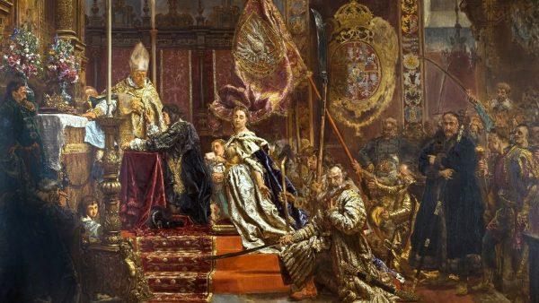 Pierwszym skojarzeniem, które podsuwa tytuł Matki Bożej jako Królowej Polski, są lwowskie śluby króla Jana Kazimierza Wazy złożone 1 kwietnia 1656 roku przed głównym ołtarzem katedry lwowskiej.
