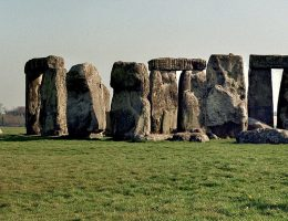 Stonehenge (fot. Jacek Rużyczka, lic. CCA SA 4.0 I)