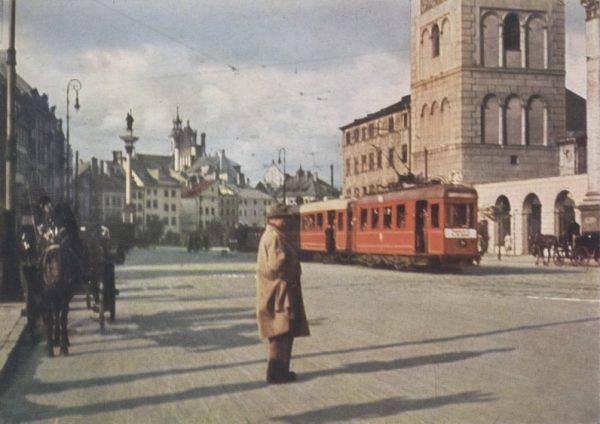 Czy katastrofa naprawdę była nieunikniona? Na zdjęciu Warszawa w 1939 roku.
