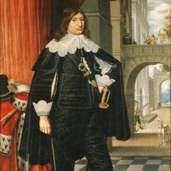 Fryderyk Wilhelm, wielki poprzednik Fryderyka II, przygotował grunt pod przyszłą potęgę Prus.