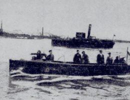Spotkanie jednostek z polskiej i niemieckiej floty miało niespodziewane konsekwencje. Zdjęcie poglądowe.