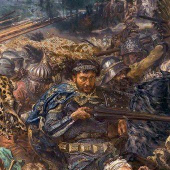 Zawisza walczył między innymi w bitwie pod Grunwaldem.