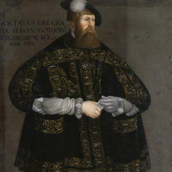 Gustaw I Waza rządził w Szwecji do 1560 roku.