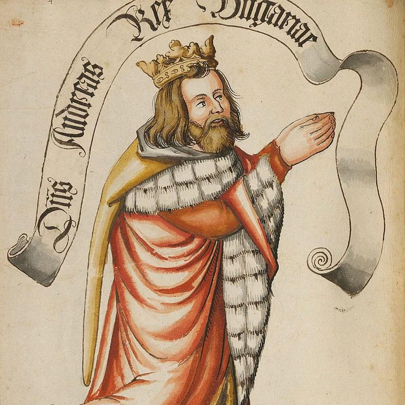 Ostatnim królem z dynastii Arpadów był Andrzej III.