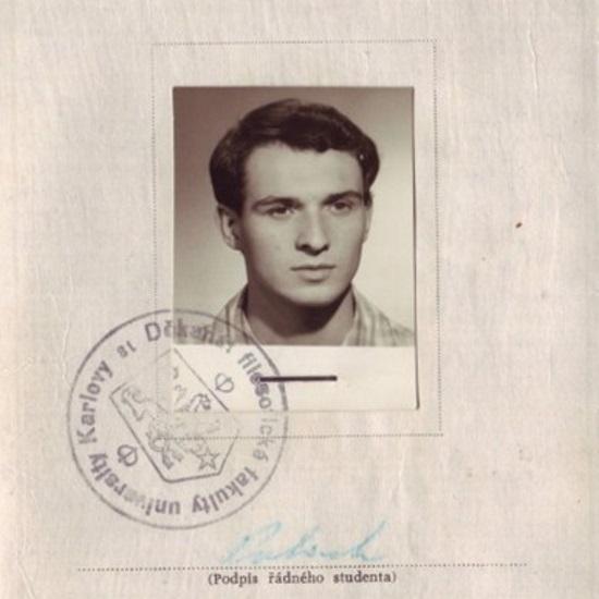 Jan Palach w październiku 1968 roku rozpoczął studia.