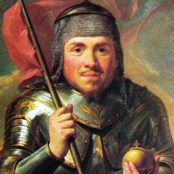 Władysław Łokietek rządził w Polsce do 1333 roku.