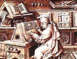 Według najnowszych ustaleń nie tylko mężczyźni zajmowali się w średniowieczu kopiowaniem i ilustrowaniem manuskryptów.