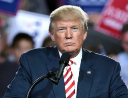 Donald Trump (fot. Gage Skidmore, lic. CCA SA 2.0 G)
