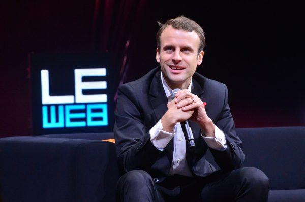 Emmanuel Macron w 2014 roku (fot. OFFICIAL LEWEB PHOTOS, CCA 2.0 G)