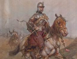 Pod Lubarem wojska polsko-tatarskie zadały duże straty siłom rosyjsko-kozackim.