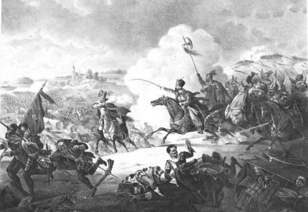 Mimo że pod Kircholmem Jan Karol Chodkiewicz dysponował znacznie mniej licznymi siłami niż Karol IX, to jego wojska rozgromiły Szwedów.