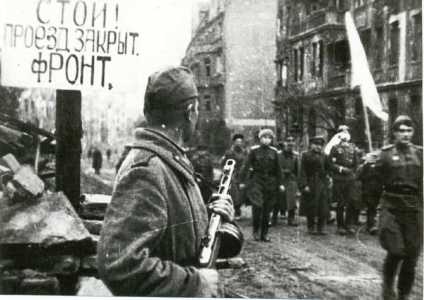 Wrocław skapitulował dopiero 6 maja 1945 roku.