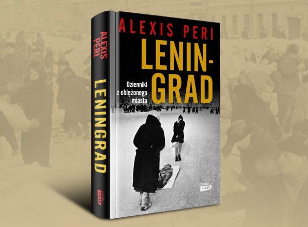 """Artykuł powstał między innymi na podstawie książki Alexis Peri pod tytułem """"Leningrad. Dzienniki z oblężonego miasta"""" (Znak Horyzont 2019)."""