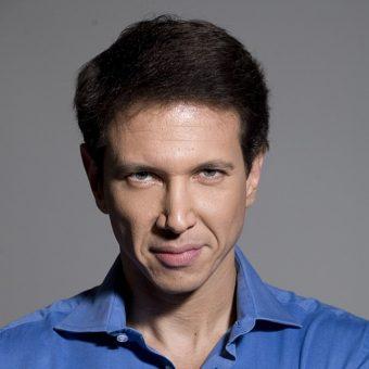 Ronen Bergman (fot. Dor Malka, lic. CCA SA 4.0 I)