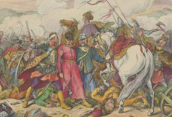 Jedną z największych porażek Husarii była bitwa pod Cecorą.