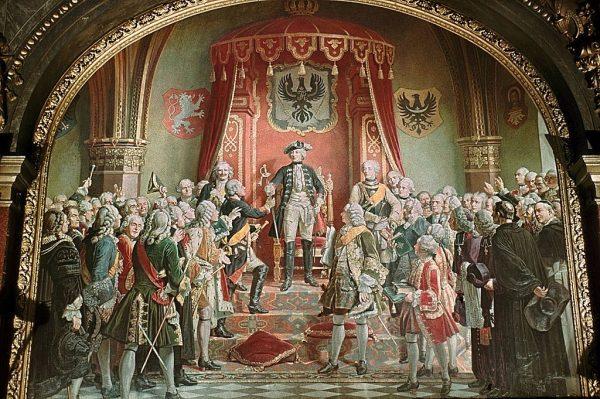Fryderyk II nie cofał się przed niczym, by uczynić z Prus prawdziwą potęgę.