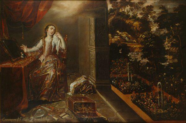 Dla Grzegorza Wielkiego Maria Magdalena była przykładem właściwej drogi prowadzącej do Chrystusa.