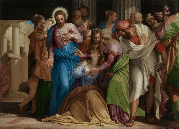 Nawrócenie Marii Magdaleny przedstawił między innymi Paolo Veronese.