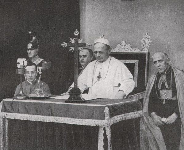 W latach 1933–1937 Watykan składał oficjalne noty protestacyjne ponad siedemdziesiąt razy, skarżąc się na łamanie zasad konkordatu. Na zdjęciu papież Pius XI.