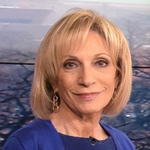 Andrea Mitchell (fot. domena publiczna)