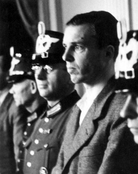 Dzieci von Stauffenberga mogły mówić o szczęściu. Ich wuj, Berthold, zapłacił za zamach przeprowadzony przez brata najwyższą cenę.