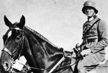 """Claus von Stauffenberg zapewne nie przypuszczał, że za jego """"grzech"""" będą musiały zapłacić dzieci..."""
