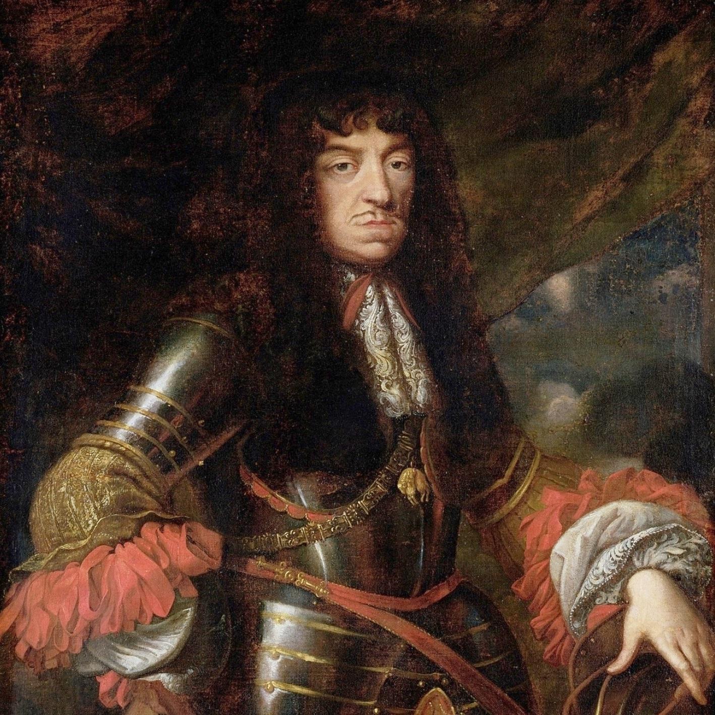 Portret Jana Kazimierza Wazy.