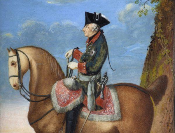Fryderyk II rozpoczął od drenażu ekonomicznego Śląska, po zakończeniu wojny postarał się jednak o rozwój górnictwa i hutnictwa.