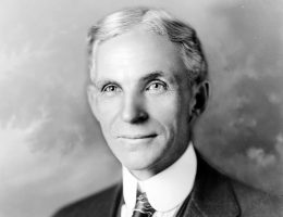 Henry Ford (fot. domena publiczna)