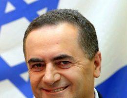 Israel Katz (fot. Yarondvash , lic. CC BY 4.0)