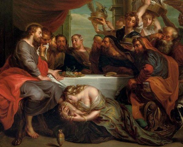 To papież Grzegorz Wielki doprowadził do utożsamienia Marii Magdaleny z grzesznicą, pojawiającą się w Ewangelii św. Łukasza.