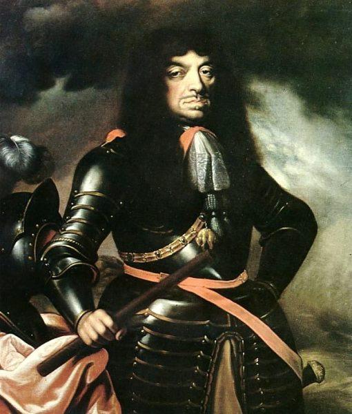 Na czele armii ruszającej do walki z Kozakami i Tatarami stanął sam król Jan Kazimierz.