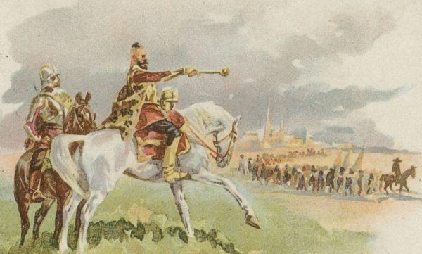 Jednym z dowódców polskich wojsk pod Beresteczkiem był książę Jeremi Wiśniowiecki.