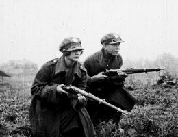 Kadr z filmu Polonia Restituta (fot. materiały prasowe Filmoteki Narodowej)