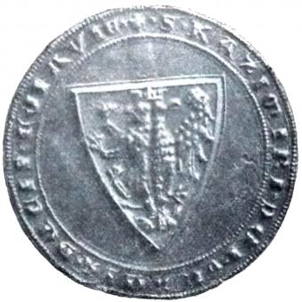 Pieczęć Kazimierza III.