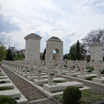 Lwowski cmentarz orląt (lic. CC0)