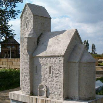 Model Kolegiaty św. Pawła Apostoła w Kaliszu (fot. Poznaniak, lic. CC BY-SA 2.5)