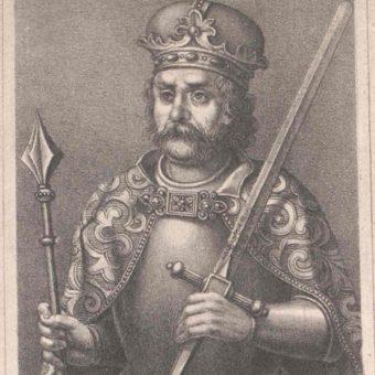 Nie zachował się żaden portet Mieszka Bolesławowica. Możemy tylko zgadywać, czy był podobny do ojca. Na zdjęciu Bolesław Śmiały (fot. domena publiczna)