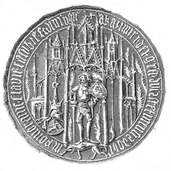 Pieczęć Kaźka Słupskiego (fot. domena publiczna)