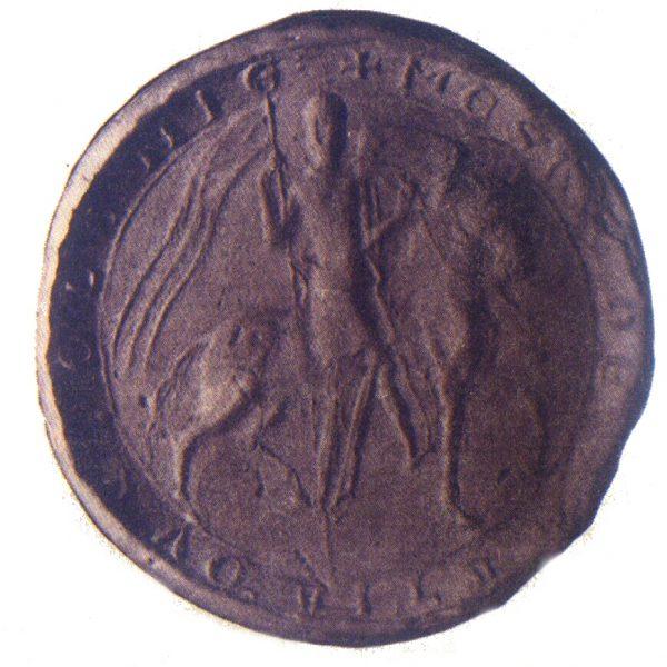 Pieczęć Mieszka III Starego.