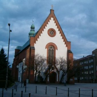 Podominikański kościół św. Jakuba w Raciborzu dzisiaj (fot. ToAr , lic. CC BY-SA 3.0)
