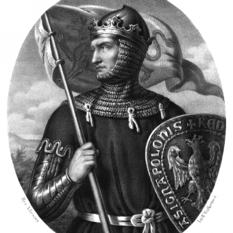 Ludgarda była pierwszą żoną Przemysła II.