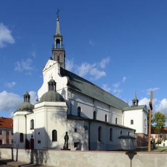 Kazimierz III zmarł nagle i został pochowany w bazylice w Pułtusku (na zdj.).