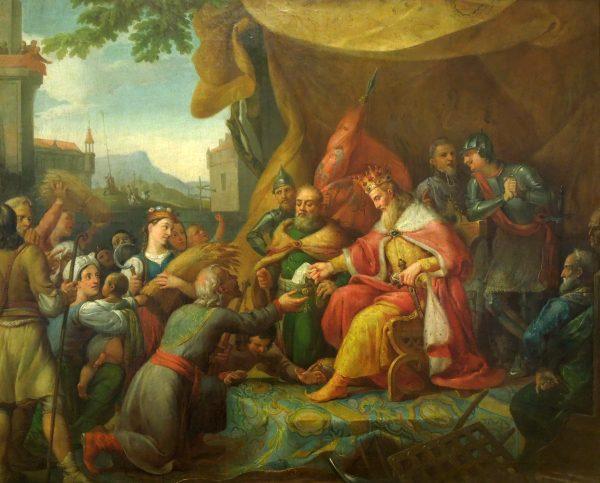 Kazimierz Wielki nadaje przywileje włościanom.